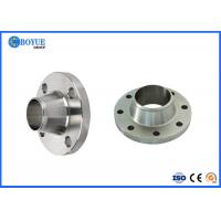 Forged ASTM AB564 Steel Pipe Flange , C276 MONEL 400 INCONEL 600 Flanges Manufactures