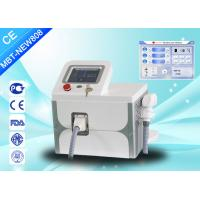 Germany Technology 808 Diode Laser Hair Removal , Diode 808nm Laser Depilation Machine Manufactures