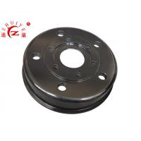 Cast Iron Tricycle Spare Parts , 5 Bolt 3/4 Full Floating 180mm Brake Drum Manufactures