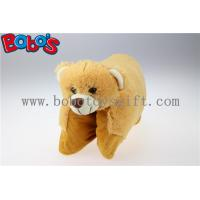 Plush Pillow Stuffed Bear Style Floor Cushion as CE Approved Manufactures