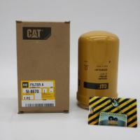 Excavator Heavy Equipment Filters For Caterpillar 320D Hydraulic Oil Filter Manufactures