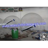 Exciting Commercial Inflatable Ball For Walking On Water , Human Inflatable Water Ball Manufactures