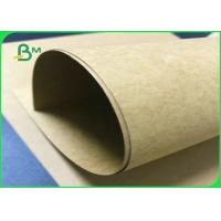 Natural Wood Pulp 200gsm 230gsm Kraft Paper Board For Packaging & Printing Manufactures