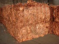 China 99.9% copper scrap on sale
