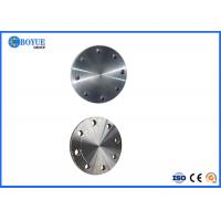 High Hardness Hastelloy C22 Flanges Blind Types UNS N06022 JIS NW6022 EN NiCr21Mo14W Manufactures