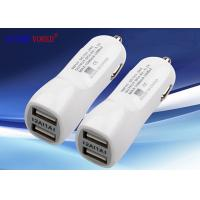 Quick Double ports universal DC 12-24V USB Car Charger , Original Android /