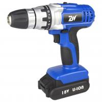 BMC Packing 18v 1.5Ah Variable Speed Lithium Cordless Drill with Drill Bits Set / Sockets Set Manufactures