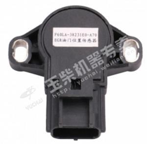 China YUCHAI EGR Throttle position sensor  F60LA-38231E0 on sale
