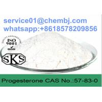 Cheap Female Hormones Progesterone CAS 57-83-0 for The Regulation of Ovulatione for sale