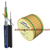 Outside 24 48 Core Figure 8 Fiber Optic Cable Central Loose Tube G657 G652 Manufactures