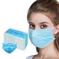 Mouth Protection Disposable Face Mask , Small Medical Respirator Mask Manufactures