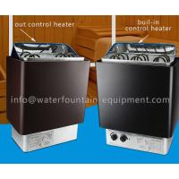 China Electric Sauna Heater Steam Room Equipment 4.5KW 60HZ With CON4 Controller on sale