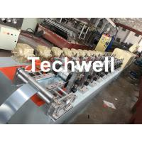 Roller Shutter Door Slat Roll Forming Machine With Pu Foam Injection Machine For Offering Energy Savings and Security Manufactures