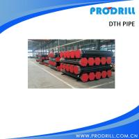 DTH Drill Pipe for connecting DTH hammer and DTH button bits Manufactures