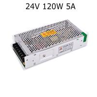 24V DC power supply 120W switching power 120W 3A for cnc engraving machine Manufactures