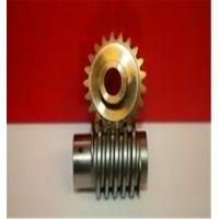 Customized Designs Metric Bevel Gears With Single Thread Worm Manufactures