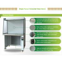 China Horizontal Laminar Air Flow Clean Room Cabinets Stainless Steel 400W for Medical on sale