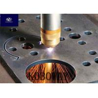 Buy cheap Stainless Steel Sheet Metal Welding Parts Metal Laser Cutting Services from wholesalers