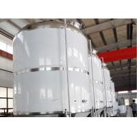 Fermentation Tank 500 L + Ferment Growing Tank  - Brewery Dairy SUS 304 316L  Stainless Steel Manufactures