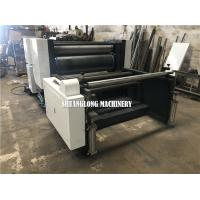 Polyethylene LD Certificate Embossing Machine for Tyre Protectioin Manufactures