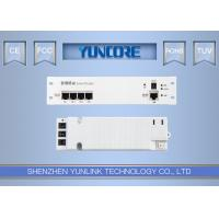 Multi Functions 48V PoE Switch Router With WLAN Controller Work With Inwall AP Manufactures