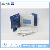 "Cheap 2.4/2.8/4.3/5/7/10"" Electronic Greeting Card/ Electronic Brochure/ Electronic Book for sale"