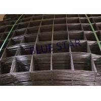 Hot Dip Galvanized Welded Wire Mesh Sheets Stainless Steel 2mm Wire 50 * 50 Hole For Construction Manufactures