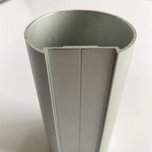 Extrusion Sandblasting Anodized Aluminum Channel 6061 T6 Manufactures