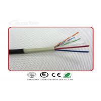 China Category 5e 2dc Power Lan Ethernet Network Cable Cat5eC For Structured Cabling on sale