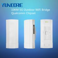 AC900 Wireless Bridge 10KM PTP/PTMP WiFi CPE with LED Display - Model CPE890D-P24 Manufactures