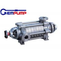 D 600-60 Multistage High Pressure Pumps 280~1250 kw  high efficiency Manufactures