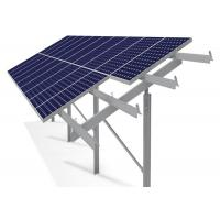 Hot Dipped Galvanized Solar Power Energy System , C Type Solar PV Mounting Systems Manufactures