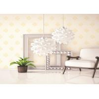 Cheap Simple Chinese Classical Back To The PVC pattern Living Room Wallpaper With CE/ISO/SGS/CSA for sale