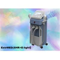 Home IPL SHR Hair Removal Machine with 50W RF Energy Modular Configurations Manufactures