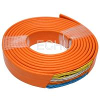 Flat Elevator cable with Bunch Core 48G0.75 Manufactures