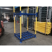 Q235 Steel Warehouse Metal Stacking Shelves With Detachable Racks Manufactures