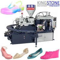 China Kingstone Machinery Ladies Shoes Making Machine Crystal Shoes Machine on sale