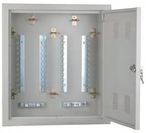 Fiber Optic Distribution Box / Metal Cable Distribution Box for Household