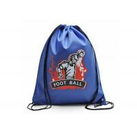 Buy cheap DIY Cute Printed Drawstring Bags Athletic Heat Transfer Printing For Childrens from wholesalers