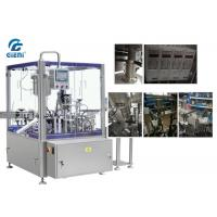 High Performance Cosmetic Tube Filling Machine With 30ML Filling Volume , 50 Pieces Per Minute
