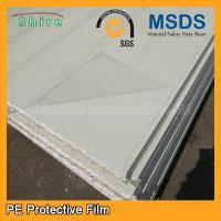 China Sandwich Roof Panel Surface Protection Film Curved Sandwich Panel Surface Protection Film on sale