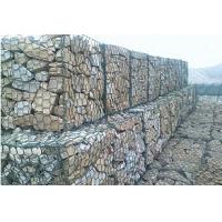 Welded Gabion Baskets Hexagonal Wire Netting bank stabilization PVC PE Coated Manufactures