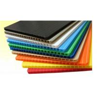 Buy cheap Corrugated Plastic Sheet from wholesalers