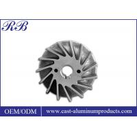 Small Size High Precision Stainless Steel Impeller Customized Investment Casting Manufactures