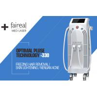 ABS Anti-Static OPT For Super Hair Removal Super Skin Rejuvenation Equipment Manufactures
