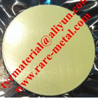 Cheap Indium Gallium Zinc Oxide, In2O3-Ga2O3-ZnO (IGZO) sputtering targets, Purity: 99.99% for sale