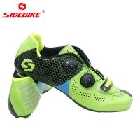OEM Customized Road Bike Shoes Mens Excellent Slip Resistance High Security Manufactures