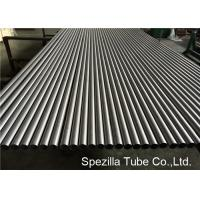 China EN 1.4512 409 Stainless Steel Heat Exchanger Tubes ASTM A268 7.5 MTR Welding SS Pipe OD 60.5mm on sale