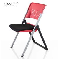 Foldable Kids Adjustable Chair With Environmental Friendly PP Plastic Material Manufactures