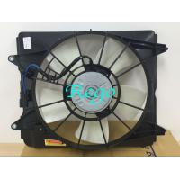 High Flow Electric Car Radiator Cooling Fan With Motors For CRV 2007 - 2011
